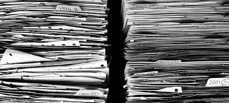Document shredding and destruction Brookvale Northern Beaches